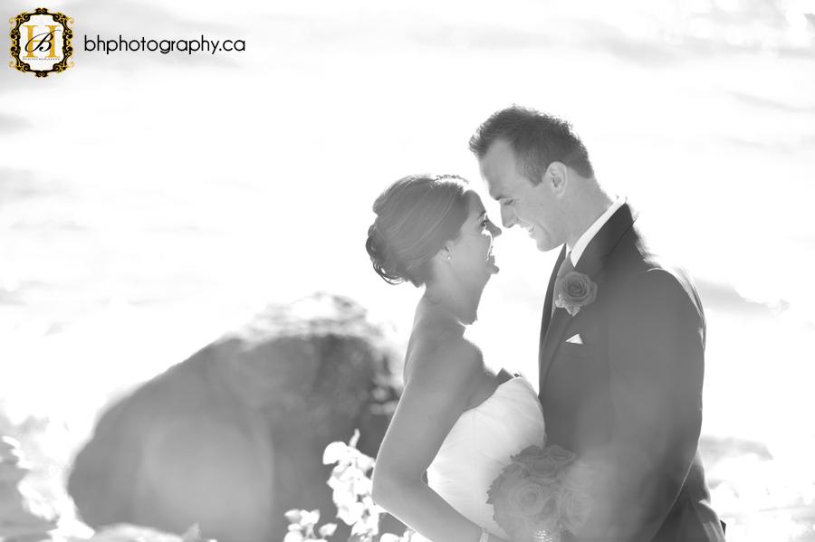 Kingston waterfront wedding