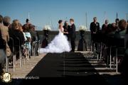 Kingston waterfront ceremony