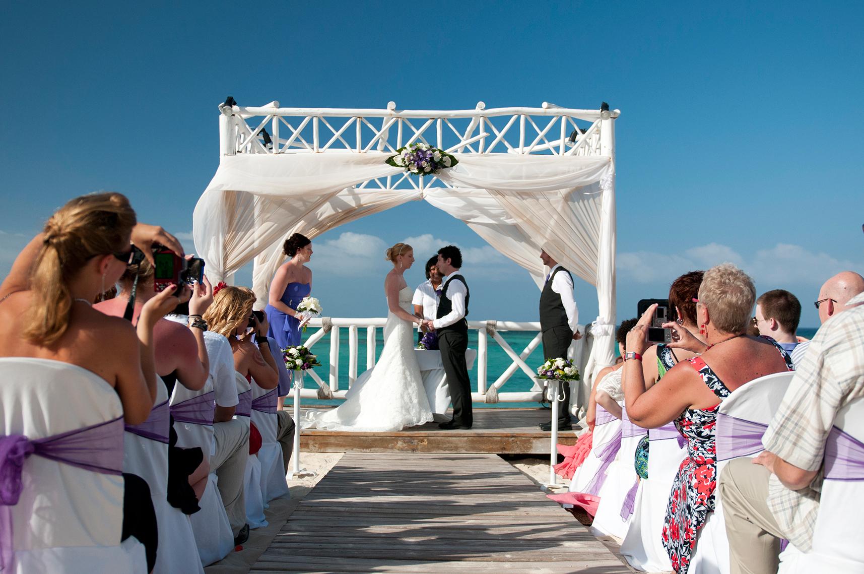 A Destination Wedding At The Gran Bahia Resort Punta Cana Dominican Republic